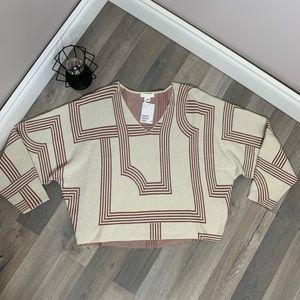 BNWT H&M Sweater Skirt Set